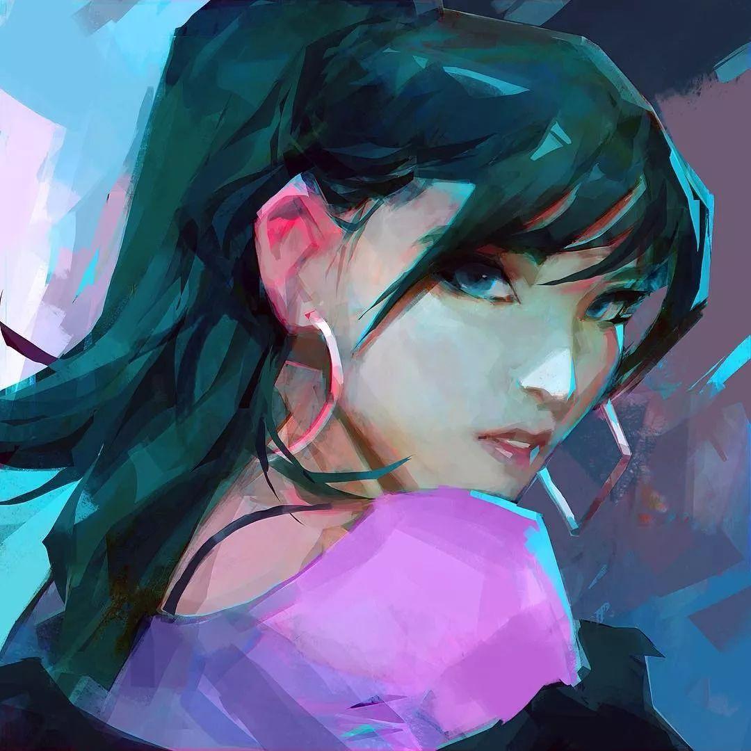 百看不厌的头像画法,爱了爱了 |北京美术培训画室